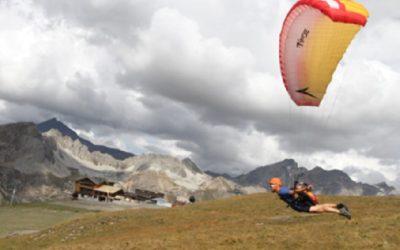 La joyeuse Sauterie » (rassemblement Speed Fly)