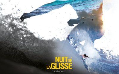 projection Premières Traces / Nuit de la Glisse NOVEMBRE 2021 – 20H00 à Val d'Isère